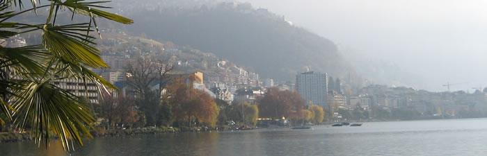 Montreux Population