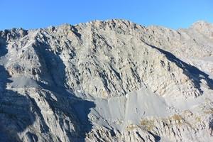 Leytron / Grand-Muveran : accident de montagne - une personne décédée