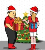 Le plus beau cadeau à offrir…