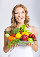 Dieu l'avait dit dès le commencement, manger des fruits et légumes est pour l'Homme (étude)