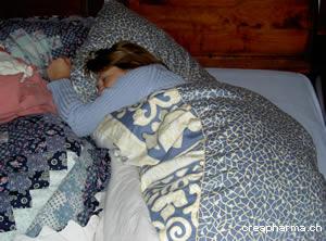 La grippe devrait clouer de nombreux Suisses au lit