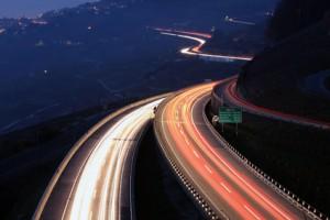 Rolle : automobiliste flashé à 232 km/h