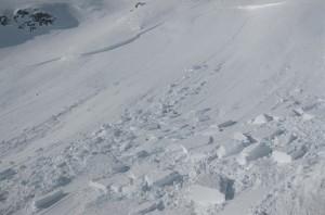 Bex, un blessé grave dans une avalanche à la Pointe des Savolaires